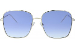 TOMMY HILFIGER SUNGLASS FOR WOMEN SQUARE GOLD - TH1648S   LKS08
