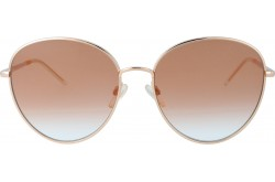 TOMMY HILFIGER SUNGLASS FOR WOMEN ROUND GOLD - TH1649S  OFY17