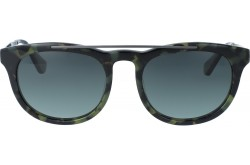 VINTAGE SUNGLASS FOR UNISEX ROUND ARMY - V03  5