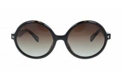 نظارة شمسية VINTAGE للنساء دائري لون نمري - V1402  2
