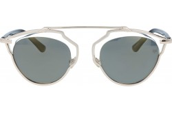 VINTAGE SUNGLASS FOR WOMEN ROUND GOLD - V1620  2