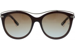 VINTAGE SUNGLASS FOR WOMEN CAT EYE BROWN - V1685  3