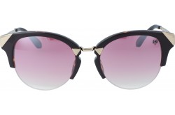 VINTAGE SUNGLASS FOR WOMEN CAT EYE PURPLE - V4014  2