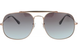 HANGAR SUNGLASS FOR UNISEX SQUARE BRONZE - WENO  C5