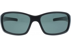 QMARINES SUNGLASS FOR KIDS RECTANGLE BLACK MATT - X11  01