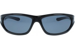 QMARINES SUNGLASS FOR KIDS RECTANGLE BLACK AND ORANGE - X12  C2