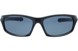 QMARINES SUNGLASS FOR KIDS RECTANGLE BLACK AND BLUE - X13  02
