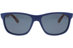 QMARINES SUNGLASS FOR MEN RECTANGLE BLUE AND ORANGE - Y112  C5