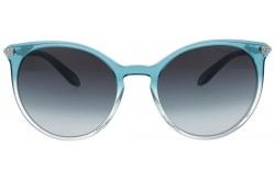 TIFFANY&CO SUNGLASS FOR WOMEN ROUND GRADIANT TURQUOISE - TF4142B  82233C