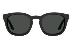 نظارة طبية مع عدسات شمسية seventh street للرجال والنساء مربع لون أسود  - 7A075CS 807/M9